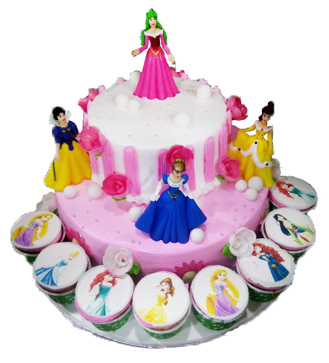 Barbie Birthday Cakes In Hyderabad