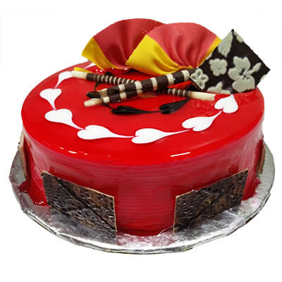 Online Birthday Cake Home Delivery In Hyderabad