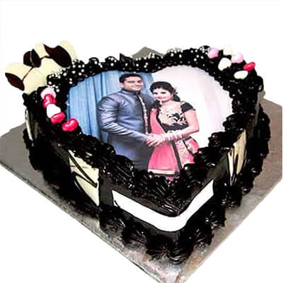 Edible Photo Cakes In Hyderabad