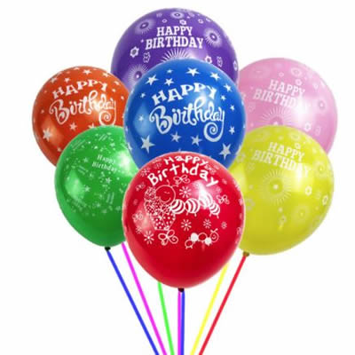 Birthday Balloons Delivery In Hyderabad Happy