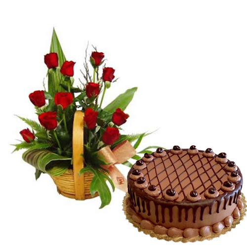 Send Flowers And Cake To Hyderabad India