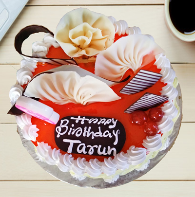 Pleasant Online Cake Delivery In Hyderabad Hyderabadgiftsdelivery Com Birthday Cards Printable Opercafe Filternl
