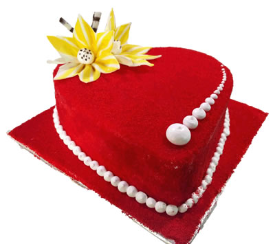 Red Velvet Cake Online Delivery Hyderabad