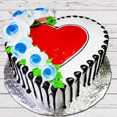 Same Day Cake Delivery To Hyderabad